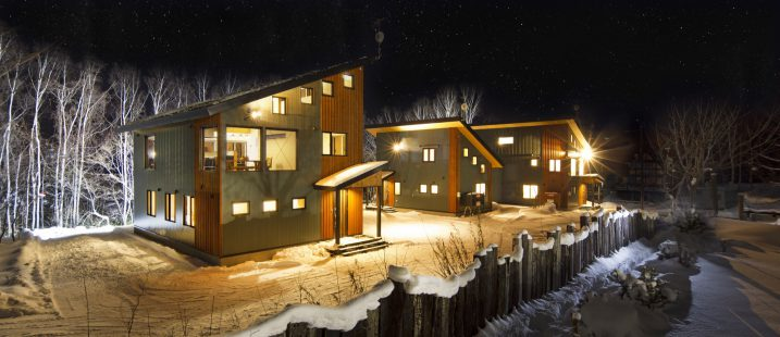 Niseko East Mountain Chalets Small Stars